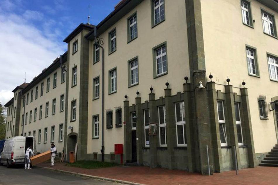 In der alten Wentworth Kaserne entsteht der neue BildungsCampus.