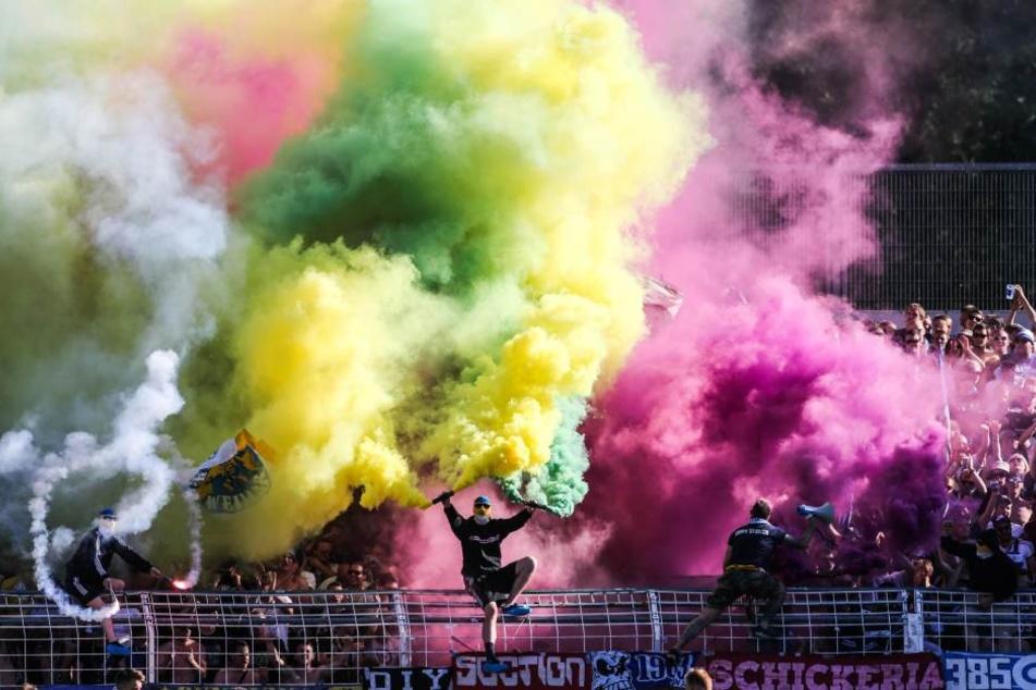 Jena-Fans randalieren nach Relegationsspiel: 23 Verletzte