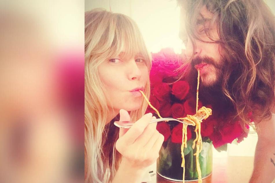 Heidi Klum & Tom Kaulitz: Mit diesem süßen Schnappschuss outen sie sich