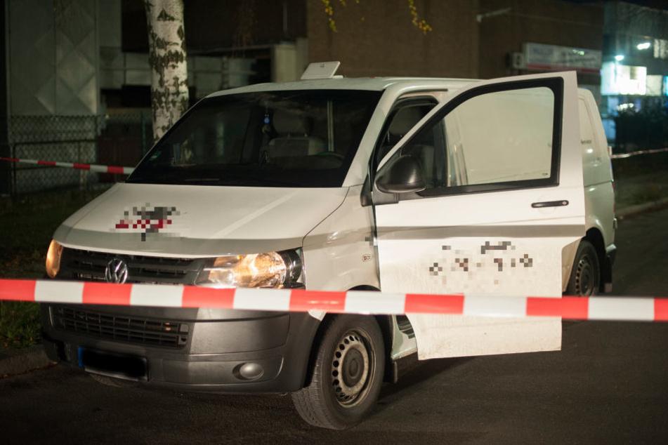 Geldtransporter überfallen und Fluchtfahrzeug abgefackelt: So läuft die Jagd nach den Tätern