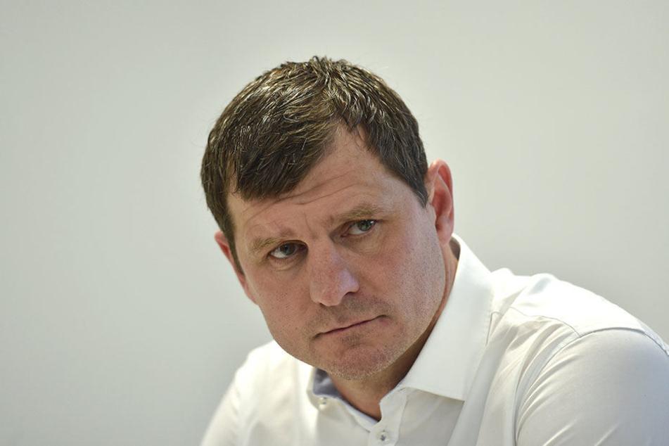 Steffen Baumgart, erst seit Kurzem Paderborner Coach.