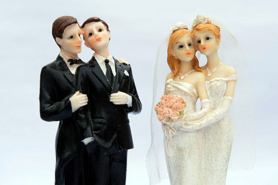 """Die Ehe soll nun auch für gleichgeschlechtliche Paare möglich werden. Bislang konnten sie nur """"verpartnert"""" werden."""