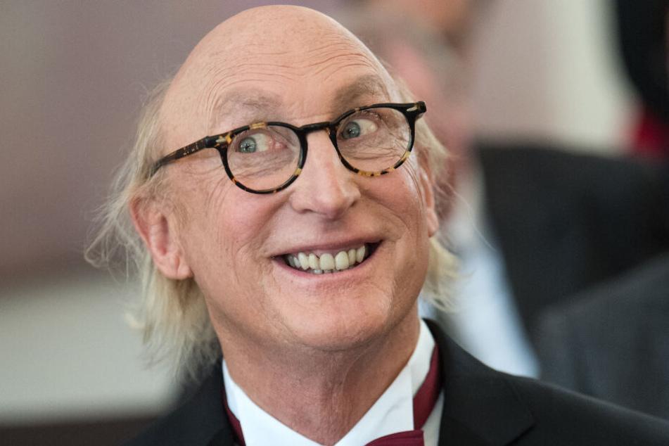 Ist für den Deutschen Animationssprecherpreis nominiert: Komiker Otto Waalkes.