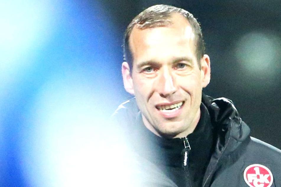 Jeff Strasser erlitt gegen Kaiserslautern eine Herz-Attacke.
