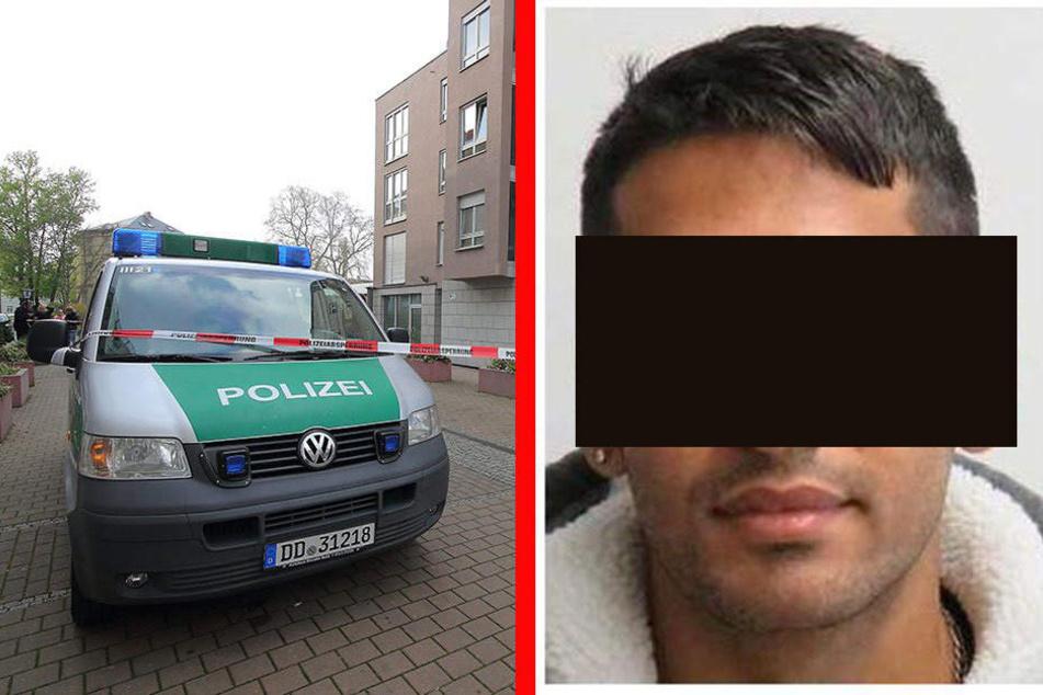 Nach Mord in der Neustadt: Polizei sucht diesen Mann