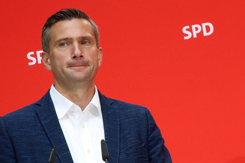 Martin Dulig erklärte für die SPD bereits Anfang der Woche, dass die Partei an Sondierungsgesprächen teilnehmen wird.