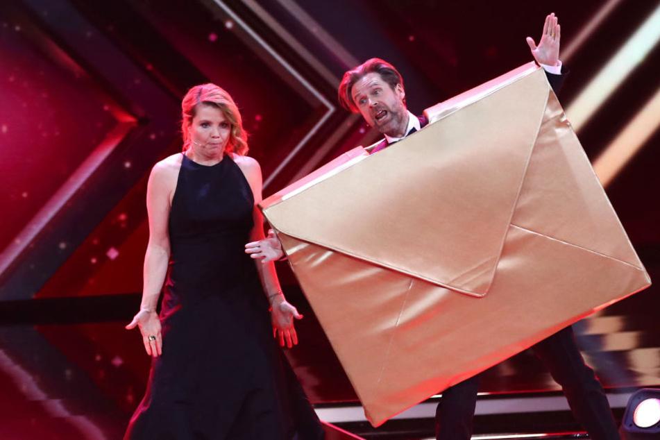 Annette Frier und Matthias Matschke gelang es live, dass Fremdschämen großgeschrieben wurde...