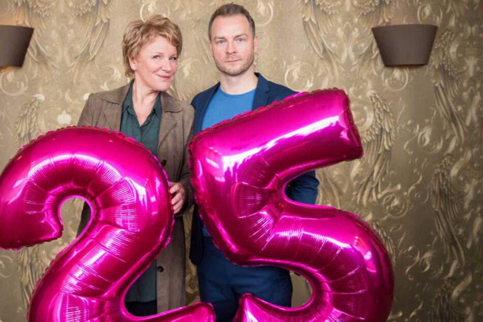 """Mariele Millowitsch und Hinnerk Schönemann sind Ostersamstag in der 25. Folge """"Marie Brand und das Spiel mit dem Glück"""" um 20.15 Uhr im ZDF zu sehen."""