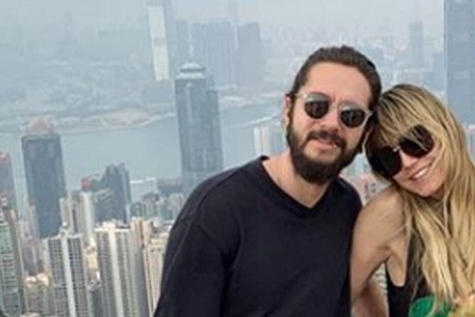 Heimliche Heirat bei Heidi Klum und Tom Kaulitz? Bei diesem Foto sind sich Fans ganz sicher