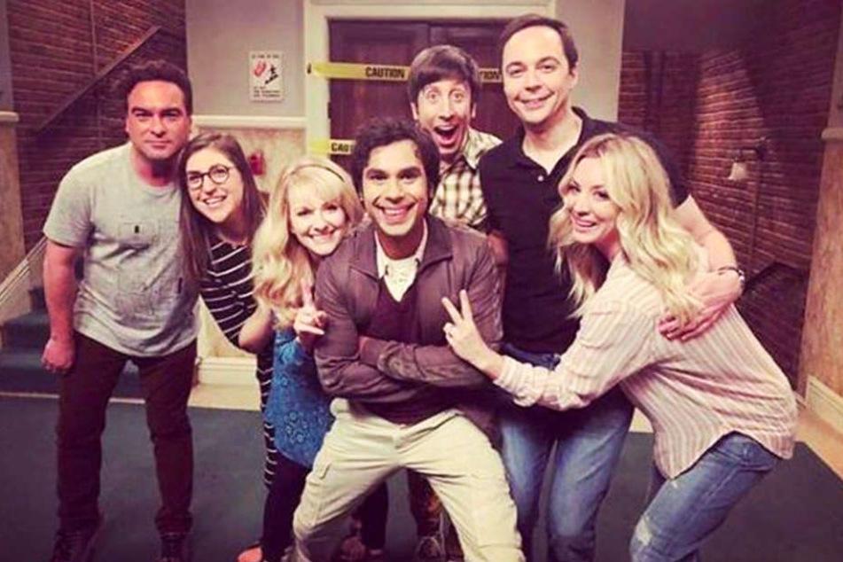 """Lange wurde spekuliert, nun steht es fest: Die zwölfte Staffel von """"The Big Bang Theory"""" wird die letzte sein."""