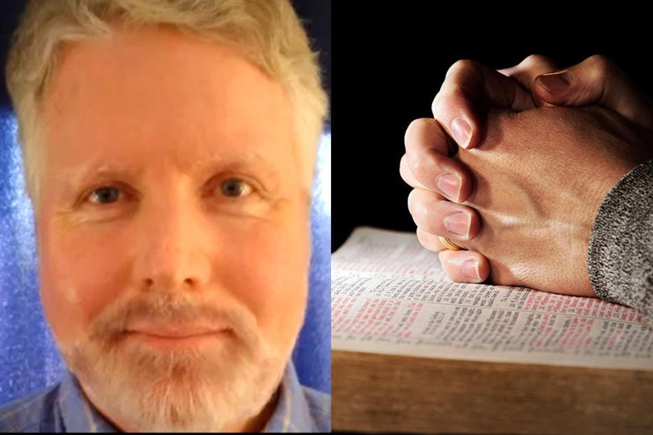 Verschwörungstheoretiker David Meade denkt, dass die Bibel den heutigen Tag meint.