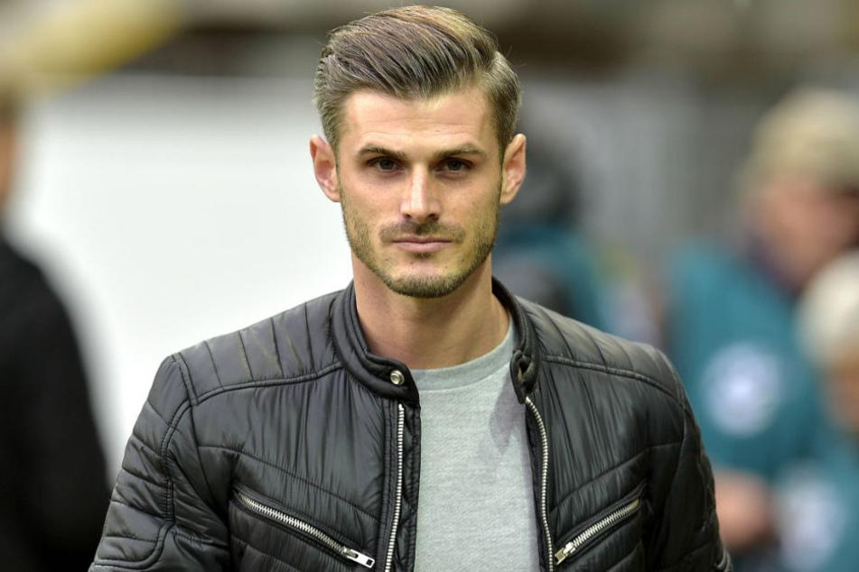 Marc Vucinovic kam 2013 aus der Regionalliga zum SCP. Er stieg bis in die Bundesliga auf.