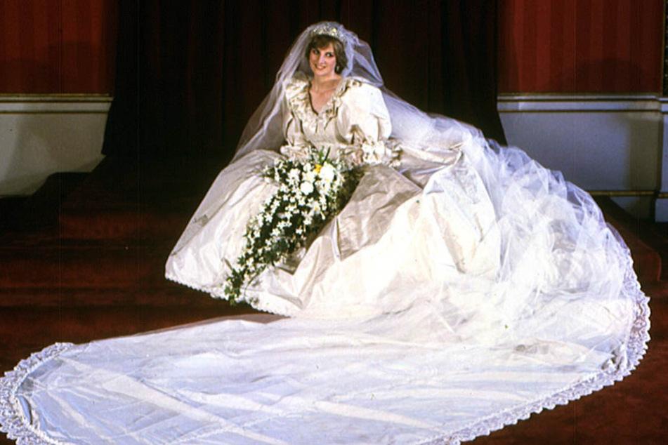 Für sie sollte es eine Traumhochzeit werden, doch schon bald wurde die Ehe mir Charles für Diana zum Albtraum.