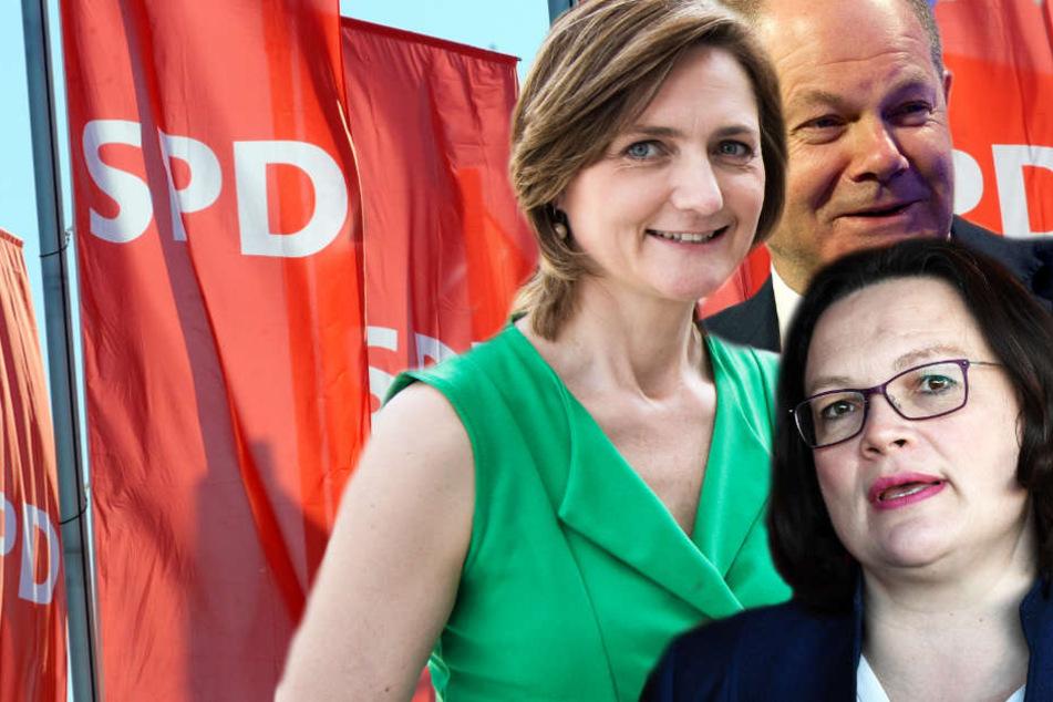 Heute soll die Erneuerung der SPD beginnen: Mit altem Personal