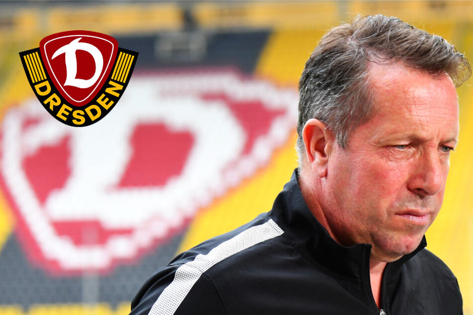 """Dynamo-Coach Kauczinski wie einst der Kaiser? """"Geht's raus und spielt Fußball!"""""""