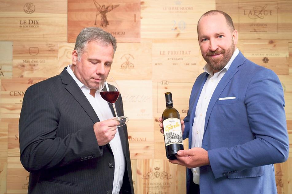 In der Dresdner Neustadt fing alles an: Radeberger Weinhändler ausgezeichnet