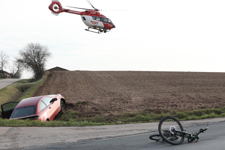 Bei einem Unfall in Fürth kam ein Fahrradfahrer ums Leben.