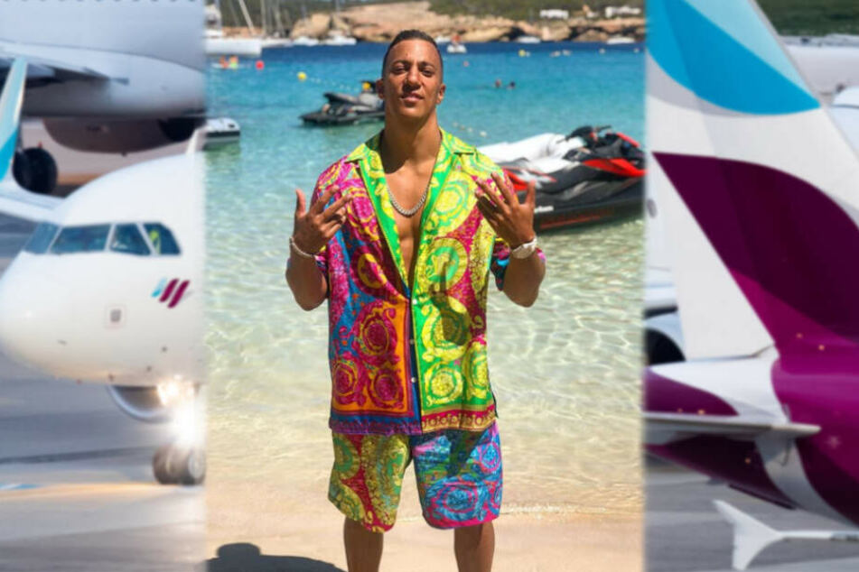 "Rapper Farid Bang stinksauer: ""Eurowings, die hinterhältigste Fluggesellschaft Deutschlands"""