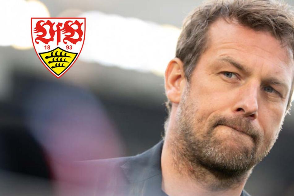 Weinzierl wirkt angeschlagen: Wie geht es weiter mit dem VfB-Coach?
