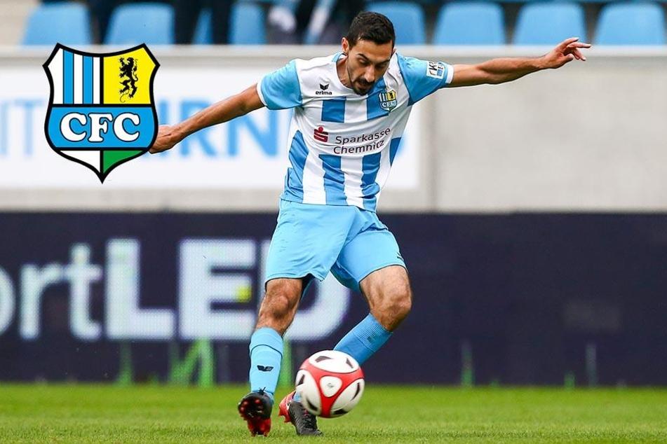 """CFC-Top-Vorbereiter Rafael Garcia kündigt an: """"Meine Tore kommen noch!"""""""