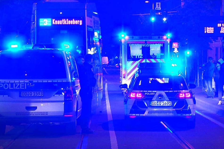 Messer-Attacke auf der Eisenbahnstraße: Verdächtiger (16) geschnappt