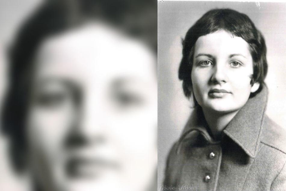 So sah Elke Kerll zum Zeitpunkt ihres Verschwindens aus.