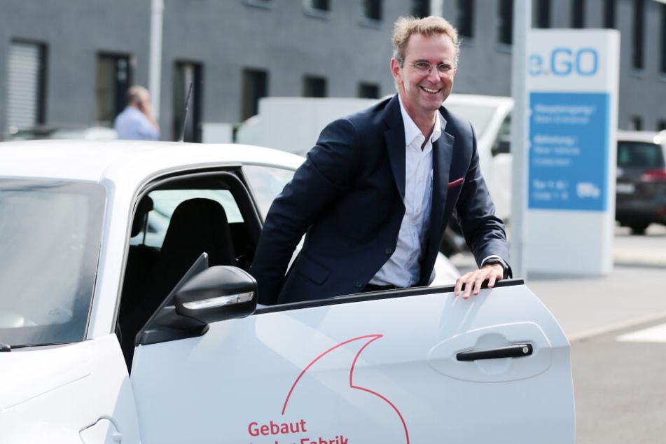 Aachener Elektro-Autobauer verfehlt Jahresziel, aber will weitermachen