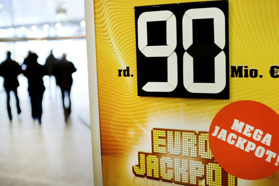Im Eurojackpot steckten 90 Millionen Euro.