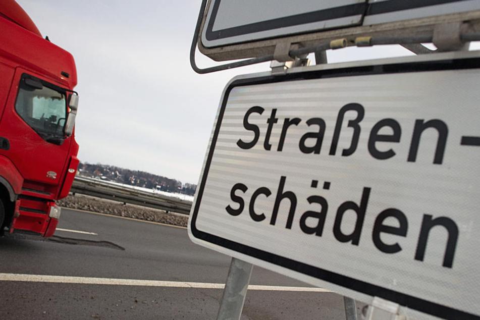 Die Straßen verfallen, trotzdem muss Thüringen Bundesmittel in Millionenhöhe zurückzahlen!