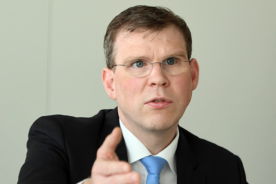 Berliner CDU-Fraktionschef Florian Graf.
