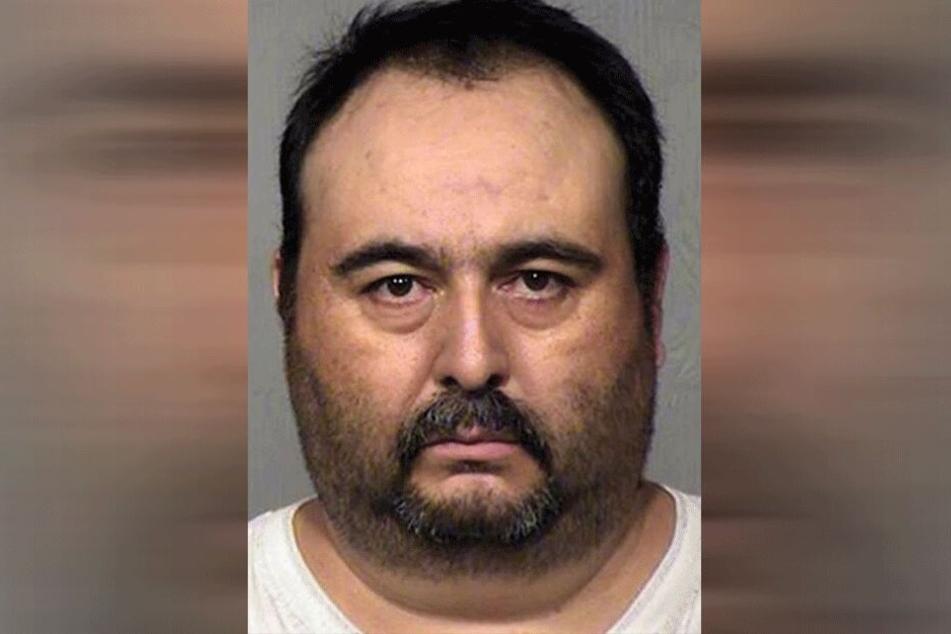 Jorge M. (45) richtete seine Waffe auf das Opfer.