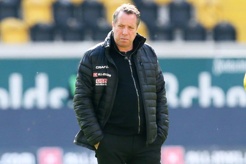 Dynamo-Coach Markus Kauczinski (51) bekam von seinem Nachfolger ein Lob ausgesprochen.