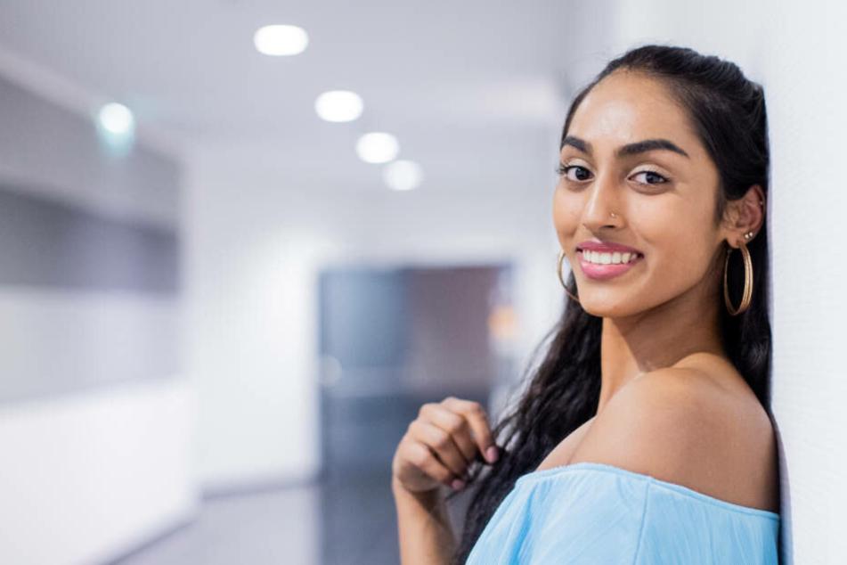 GNTM: Darum ist GNTM-Finalistin Sayana schon jetzt eine Gewinnerin