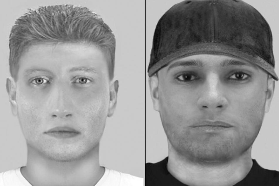 Die Polizei hofft nach einem versuchten Raubüberfall in Siegburgauf Hinweise zu den beiden Tatverdächtigen.