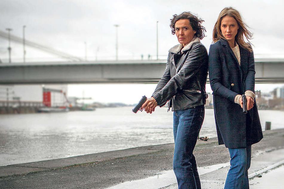 Lena Odenthal und Johanna Stern müssen nicht nur einen Mörder finden, sondern auch ein Attentat verhindern.