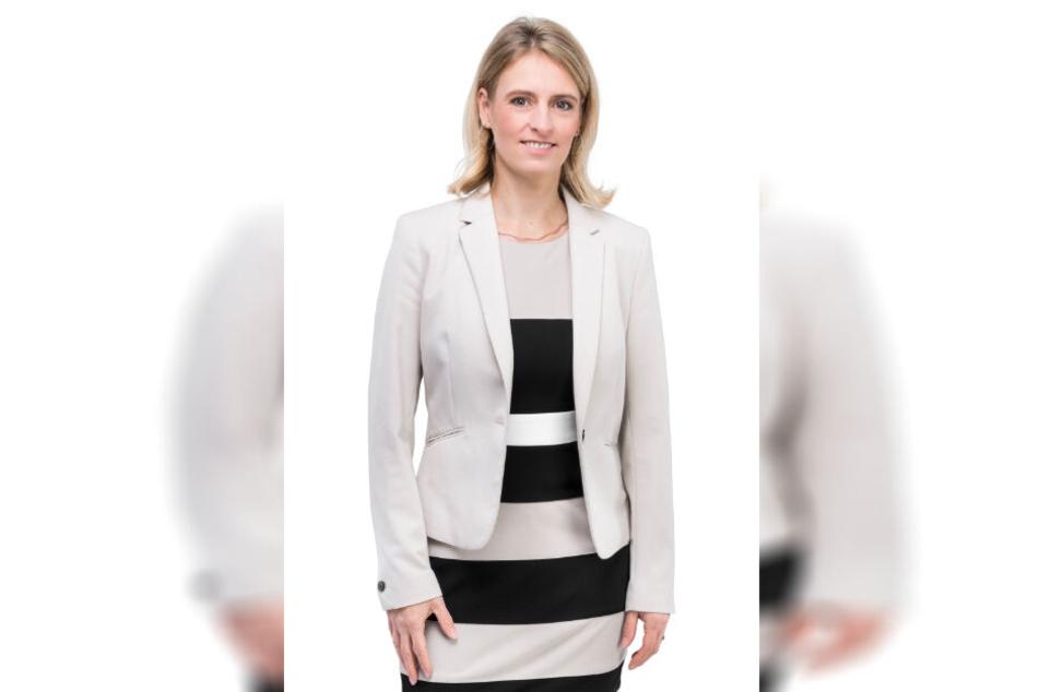 Franziska Riekewald (39, Die Linke)