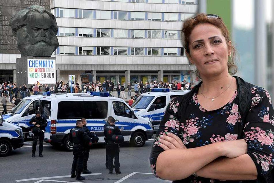 Nach Ausschreitungen in Chemnitz: Auch Migranten haben Angst