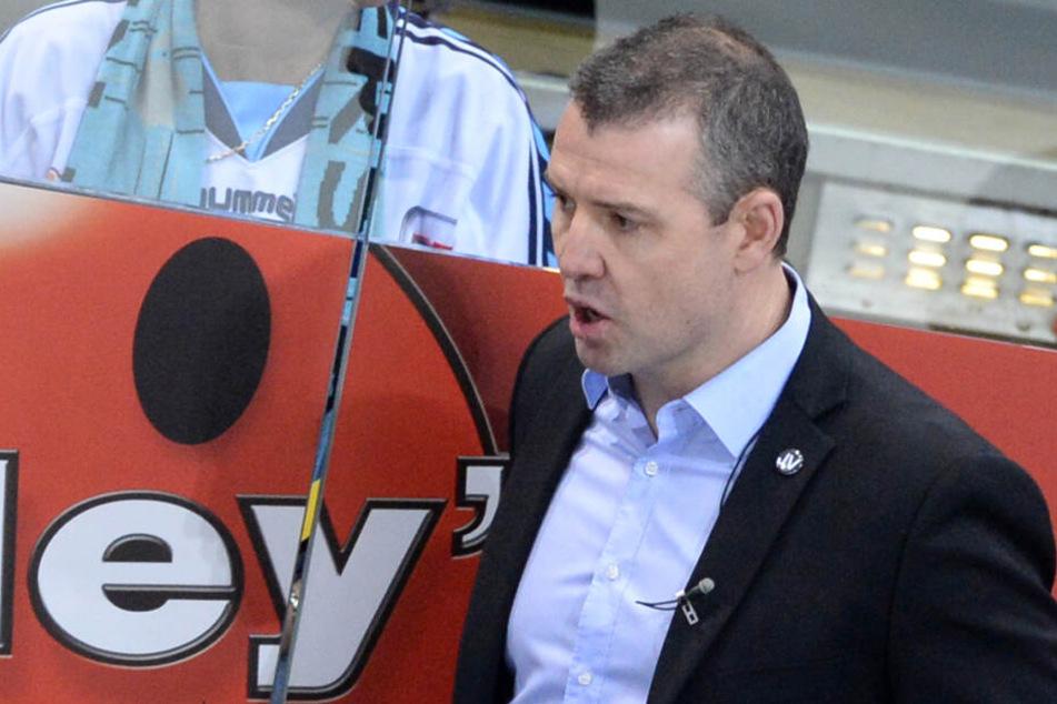 Serge Aubin wird neuer Eisbären-Coach.