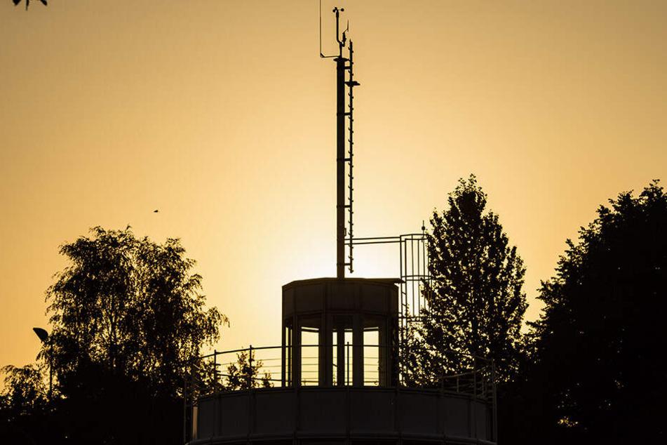 Lingen, deutscher Hitze-Rekordhalter mit 42,6 Grad Celsius.