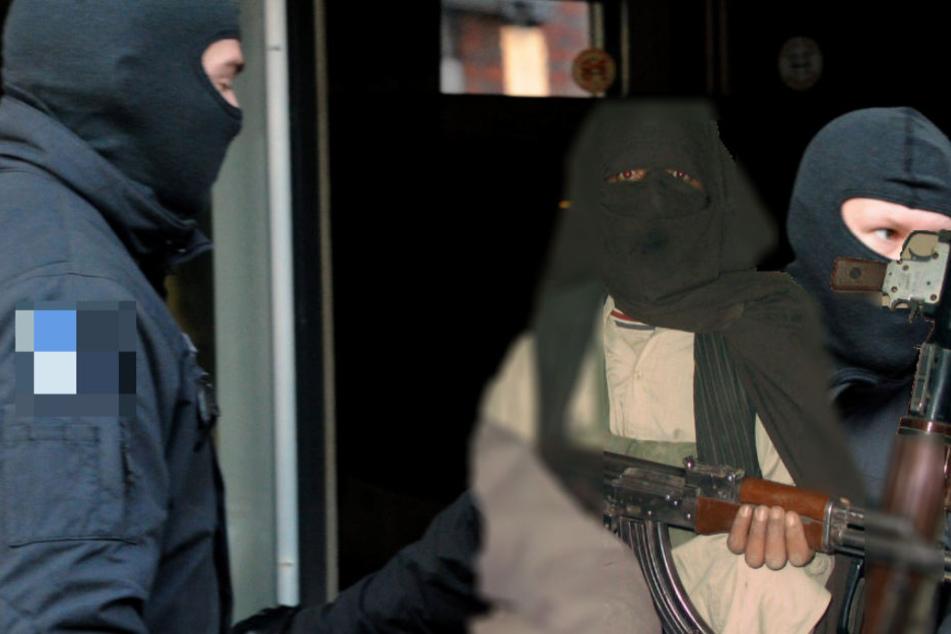 Dringend tatverdächtig: Mutmaßlicher Taliban aus Thüringen festgenommen