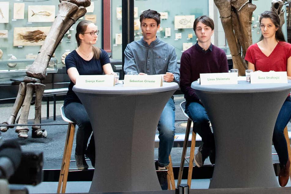 Drei Punkte: Fridays For Future äußert klare Forderungen an die Politik