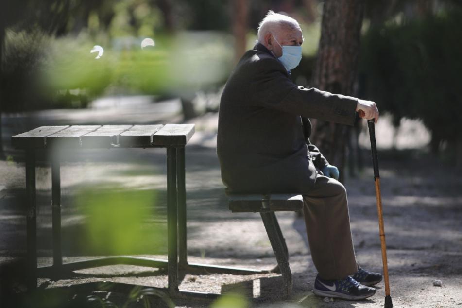 99-Jähriger überlebt Infektion mit Coronavirus