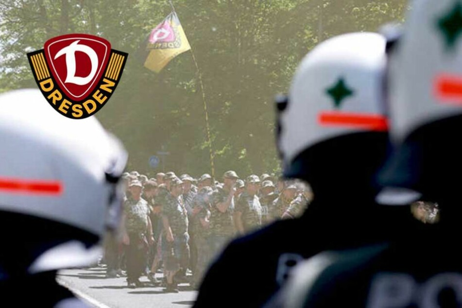 Dynamo kritisiert Polizeieinsatz im Fanprojekt