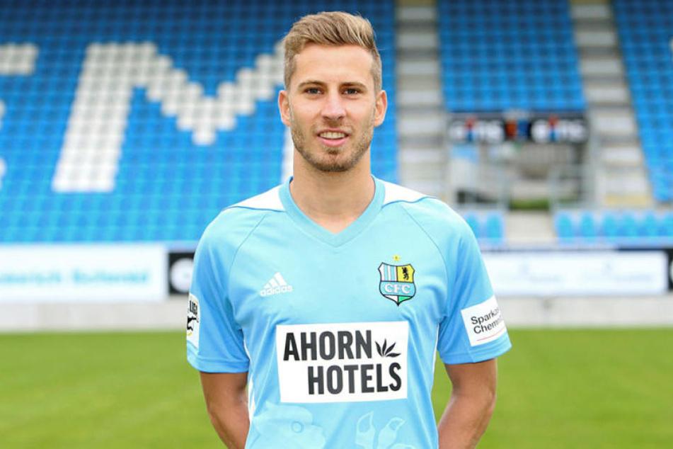 Marcus Mlynikowski (12 Einsätze) erlebte wie der gesamte Club eine Achterbahnfahrt.