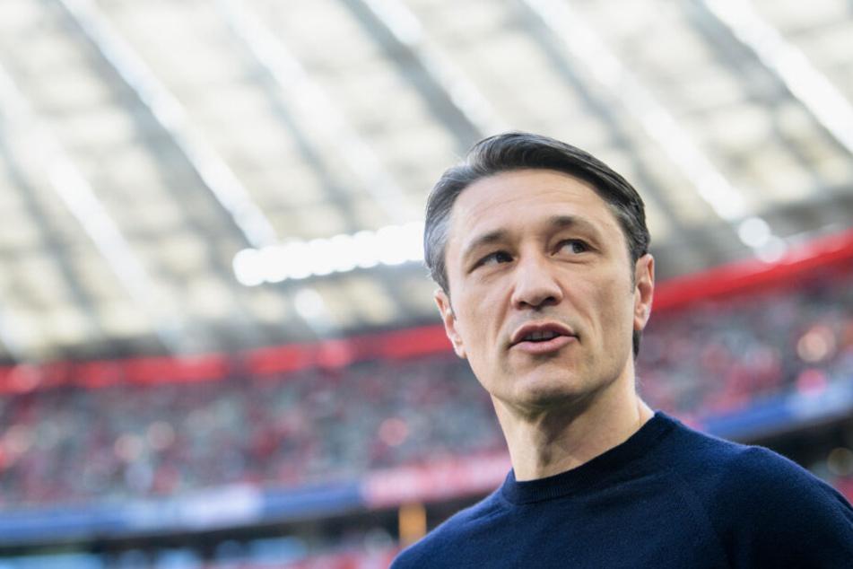 Niko Kovac will die letzten vier Liga-Spiele unbedingt gewinnen.