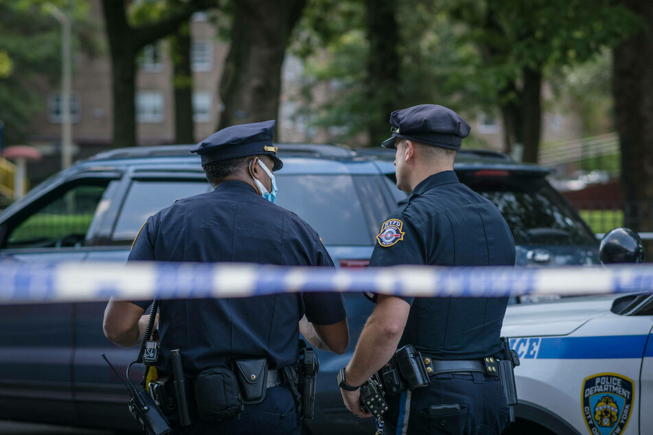 Garden party ends in shootout, with two dead and several injured