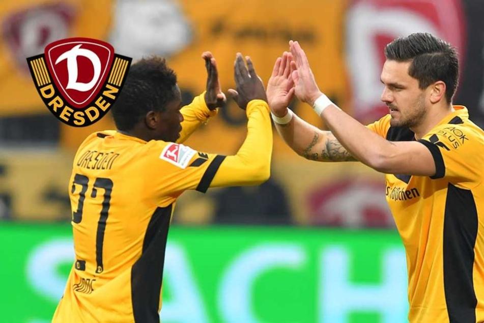 """Atemberaubend!"" Dynamos Testroet feiert nach 244 Tagen sein Comeback"