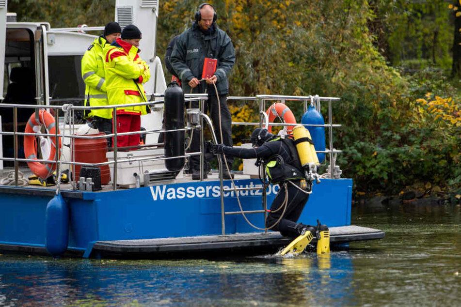 Die Polizei hat einen leblosen Körper aus der Havel geborgen. (Symbolbild)