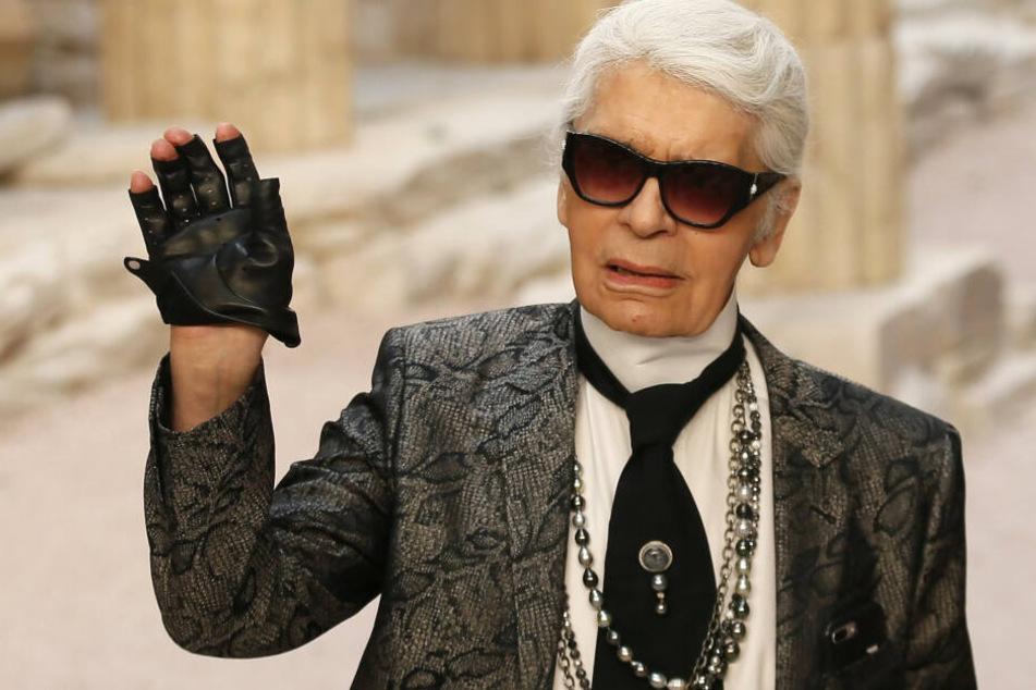 Karl Lagerfeld: Daran starb der Designer wirklich