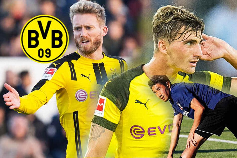 BVB-Streichliste: So steht es um die Abgänge aus Dortmund